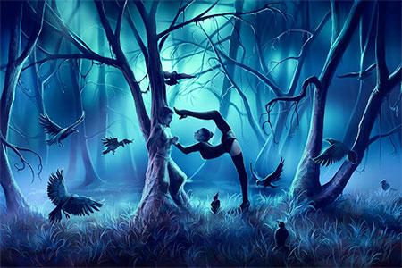 Digital Painting by AquaSixio