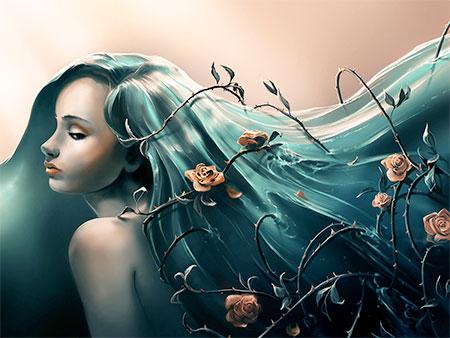 Digital Paintings by AquaSixio