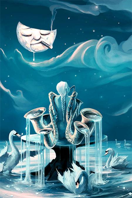 Cyril Rolando Art