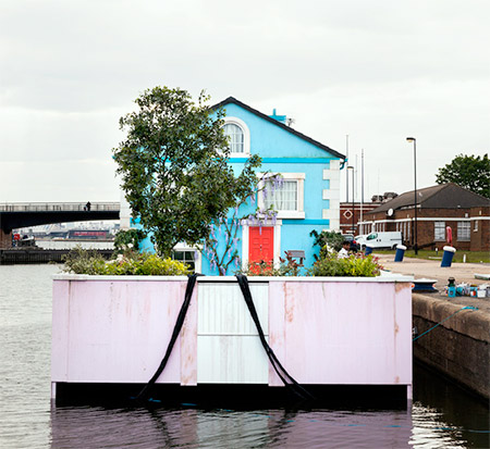 London Floating House
