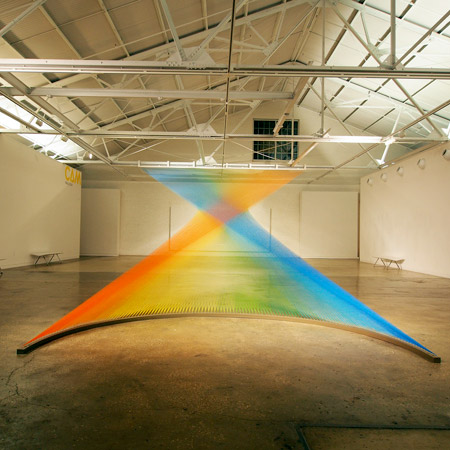 Gabriel Dawe Yarn Rainbows
