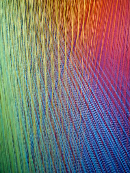 Gabriel Dawe Yarn Rainbow