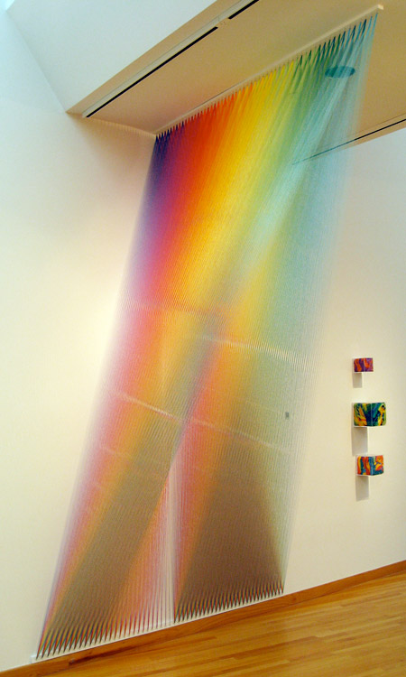 Rainbows Made of Yarn