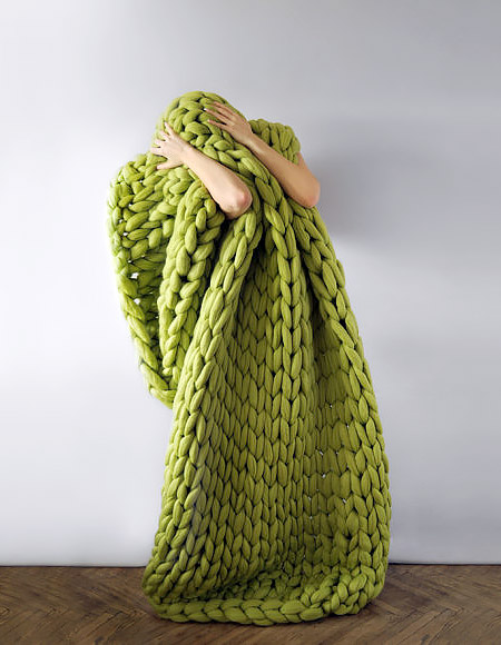 Ohhio Knitted Blankets