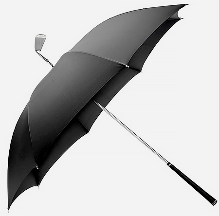 Sebastian Errazuriz Golf Club Umbrella