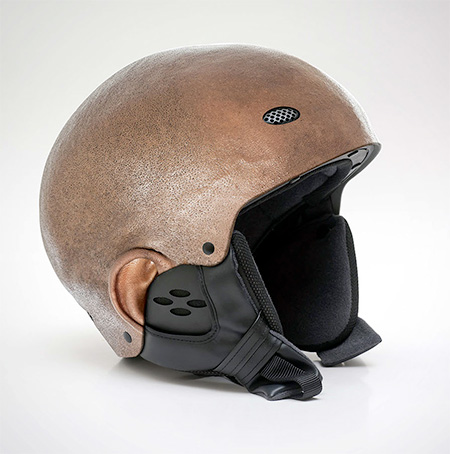Realistic Human Head Helmets