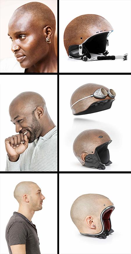 Jyo John Mulloor Human Head Helmets