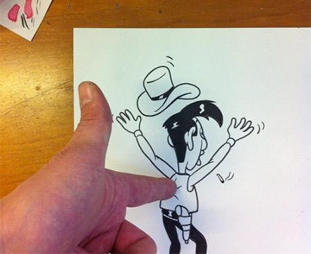 HuskMitNavn Paper Art