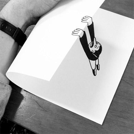 Paper Artworks by HuskMitNavn