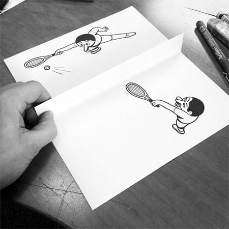 Drawings by HuskMitNavn