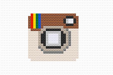LEGO Instagram Logo