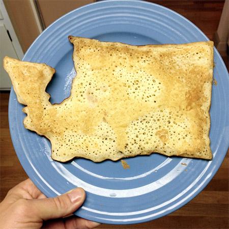 American Frying Pan