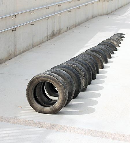 Tyres Art