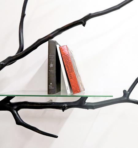 Sebastian Errazuriz Tree Shelf