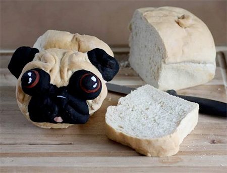 Animal Shaped Bread
