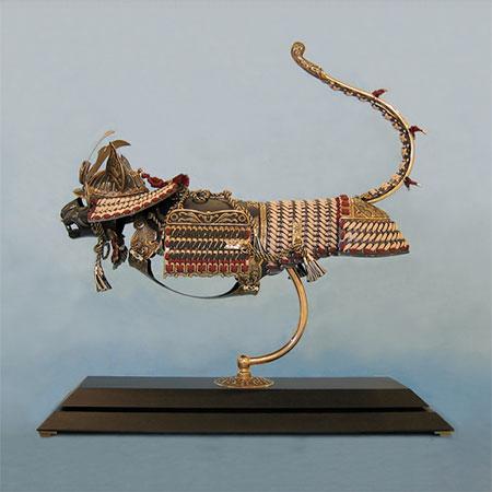 Jeff de Boer Cat Armor
