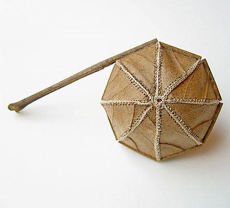 3D Leaf Sculpture