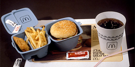 Efficient Fast Food Packaging