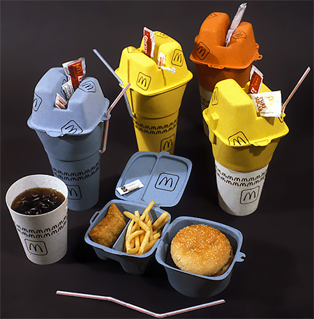 Ian Gilley Fast Food Packaging