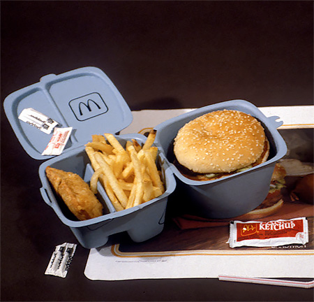 Ian Gilley McDonalds Packaging