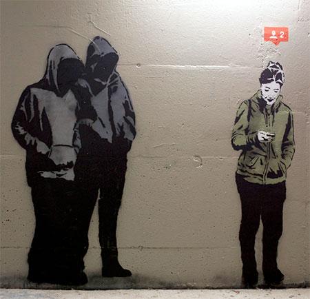 Vancouver Street Artist iHeart