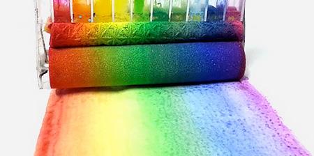 Rainbow Paint Roller