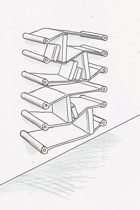 Rubber Shelf