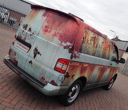 Rust VW