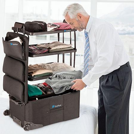 Closet Suitcase
