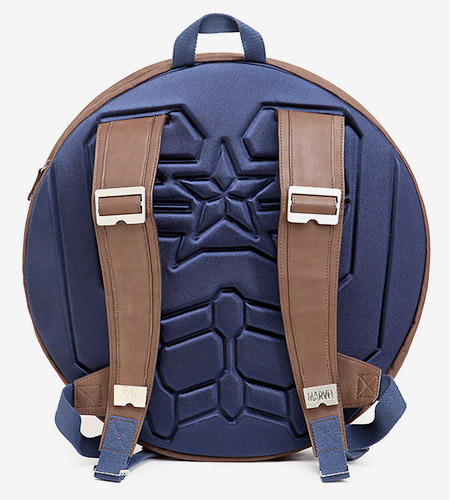 Captain Americas Shield Backpack