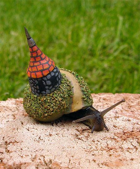 Castle Snail