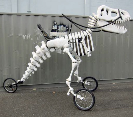 T-Rex Tricycle