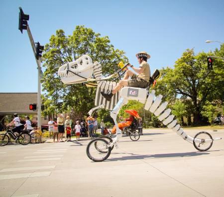 T-Rex Bicycle