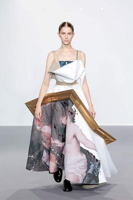 Viktor and Rolf Wearable Art