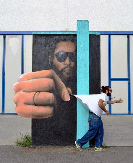 Cheone Street Art