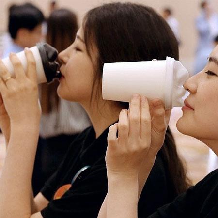 Jang WooSeok Kiss Coffee
