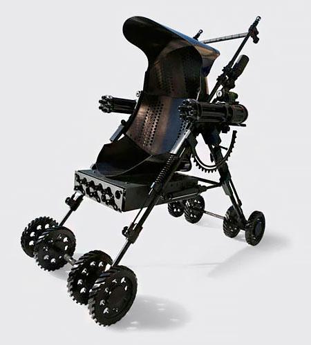 Shi Jinsong Baby Stroller