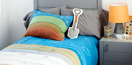 Earth Layers Bed Sheets