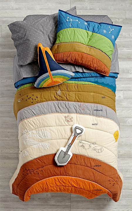 Earth Bed Sheets