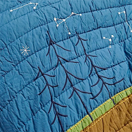 Earth Layers Bedding Set