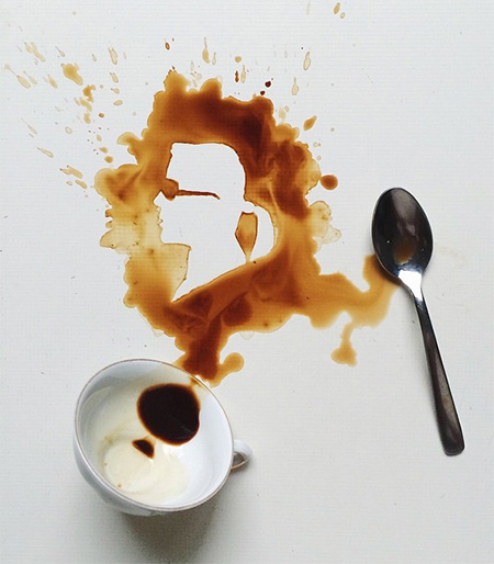 Giulia Bernardelli Coffee Art