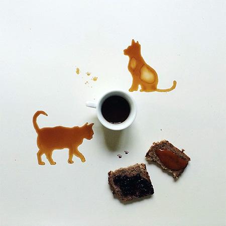 Instagram Coffee Art