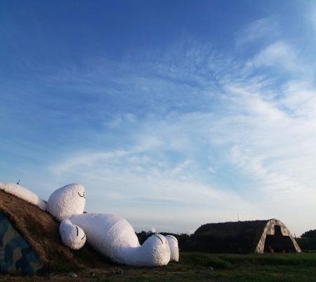 Florentijn Hofman Giant Bunny