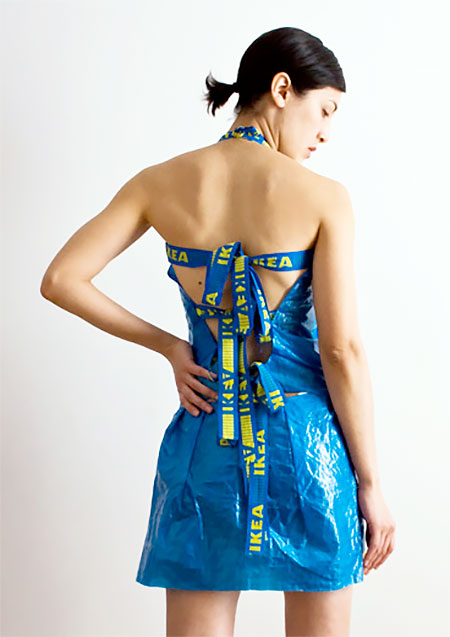 Ikea Shopping Bag Dress