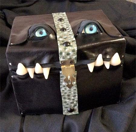 Wayward Leather Design Monster Boxes