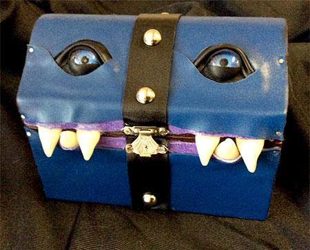 Wayward Leather Design Monster Box