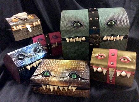 Mellie Z Monster Box