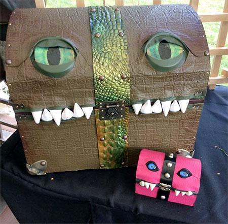 Mellie Z Monster Treasure Chests
