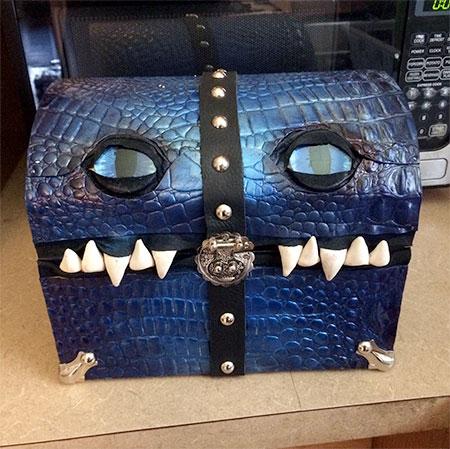 Mellie Z Monster Treasure Chest