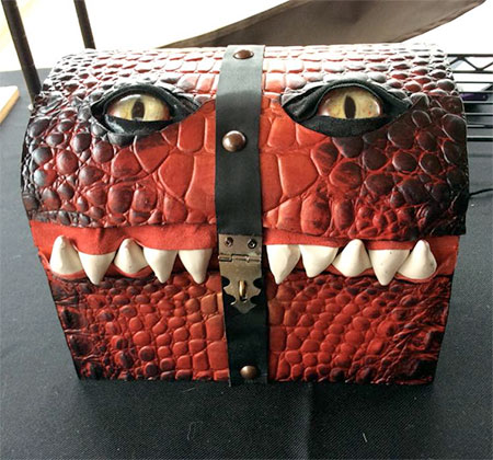 Monster Suitcases